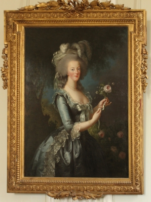 My favourite of Marie Antoinette's portraits